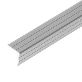 Case angle 30mm R5, grooved, 2mm thick