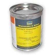 Warnex structuur verf 1kg