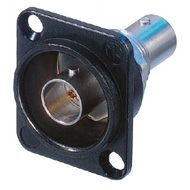 Neutrik BNC Socket, black